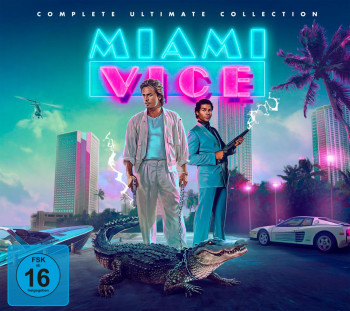 Miami Vice - Complete Ultimate Collection