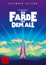 Die Farbe aus dem All - Color Out of Space (Ultimate Edition, UHD + 5 Blu-rays + CD)