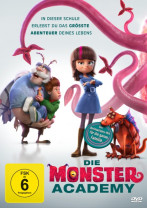 Die Monster Academy (DVD)