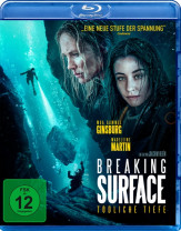 Breaking Surface - Tödliche Tiefe (Blu-ray)