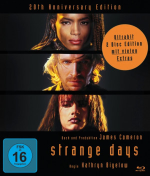 Strange Days - 20th Anniversary Edition (1 Blu-ray + 1 DVD)