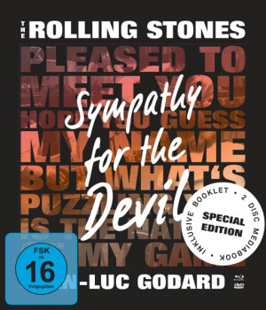 The Rolling Stones: Sympathy For The Devil (Mediabook) (DVD/Blu-ray)