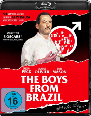 The Boys from Brazil - Special Edition (Blu-ray)