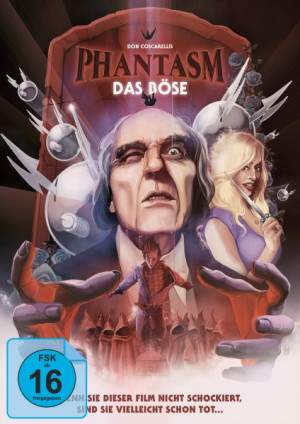 Phantasm - Das Böse (Mediabook, 1 Blu-ray + 2 DVDs) (Version B)