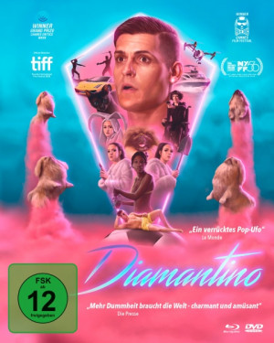 Diamantino (Mediabook, Blu-ray + 2 DVDs)