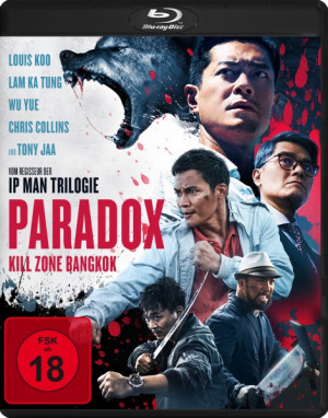 Paradox - Kill Zone Bangkok (Blu-ray)
