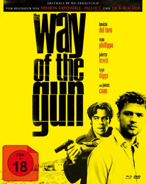 The Way of the Gun (Mediabook, Blu-ray + DVD) (Cover A)