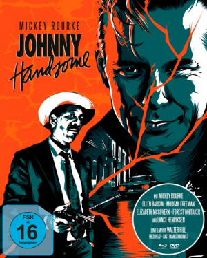 Johnny Handsome - Der schöne Johnny (Mediabook, 2 Blu-rays + 1 DVD)