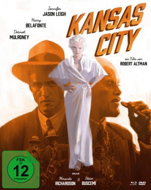 Kansas City (Mediabook, Blu-ray + DVD)