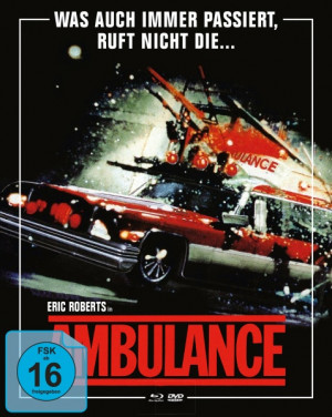 Ambulance (Mediabook B, 1 Blu-ray + 2 DVDs)