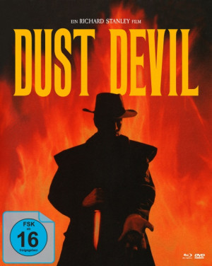 Dust Devil (Mediabook, 1 Blu-ray + 2 DVDs)