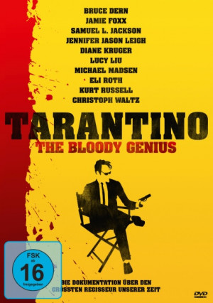Tarantino - The Bloody Genius (DVD)