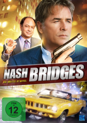Nash Bridges - Staffel 3 - Episode 32-54 (6 DVDs)