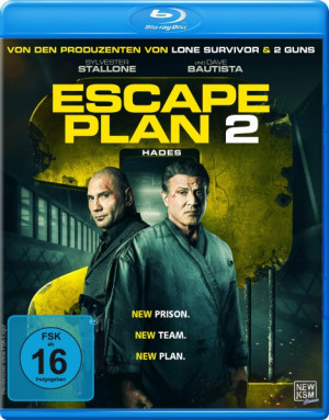 Escape Plan 2 - Hades (Blu-ray)