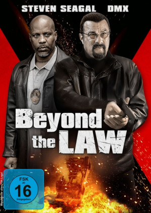 Beyond the Law (DVD)