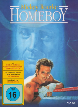Homeboy (Mediabook B, Blu-ray+DVD)