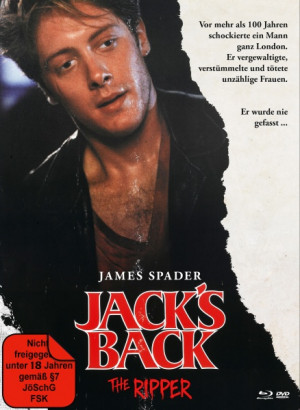 Jack´s Back - The Ripper (Mediabook A, Blu-ray+DVD)