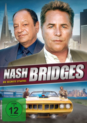 Nash Bridges - Staffel 6 - Episode 101-122 (6 DVDs)