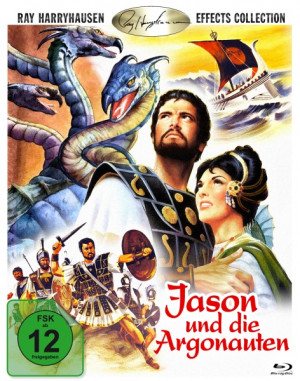 Jason und die Argonauten (Jason and the Argonauts) (Blu-ray)