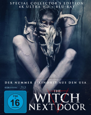 The Witch Next Door (Mediabook, UHD + Blu-ray)