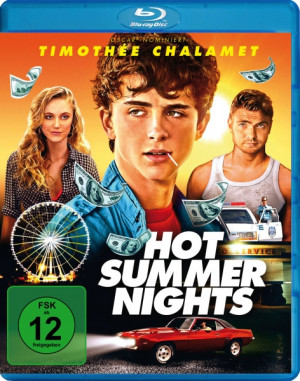 Hot Summer Nights (Blu-ray)