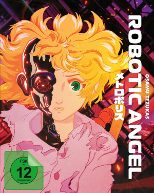 Robotic Angel Mediabook B (Shop-exklusiv) (DVD + Blu-ray + Bonus DVD)