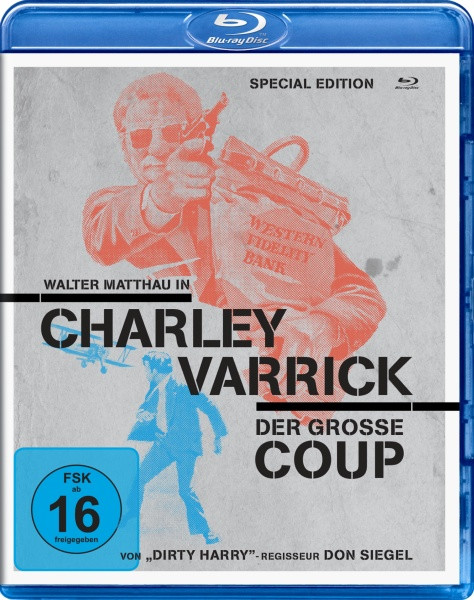 Charley Varrick: Der große Coup - Special Edition (Blu-ray)