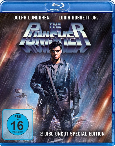 The Punisher (1 Blu-ray und 1 DVD)