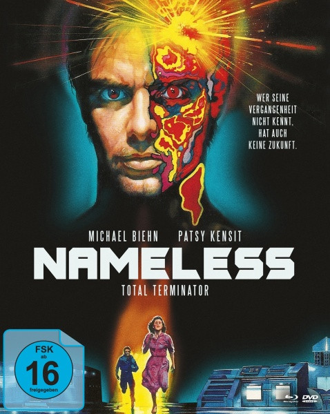 Nameless - Total Terminator (Mediabook A, Blu-ray + DVD)