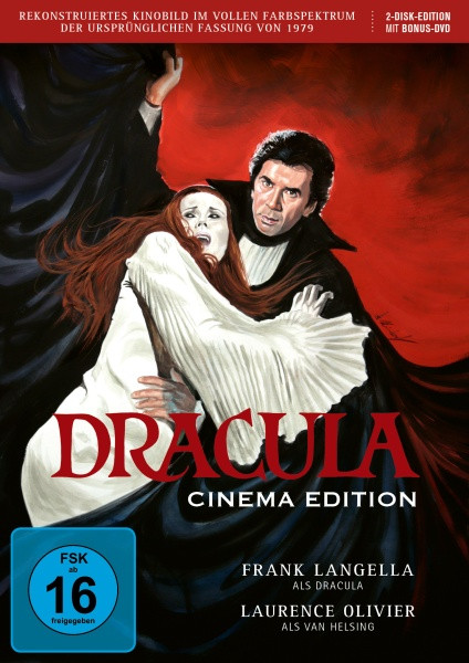 Dracula (1979) - Cinema Edition (2 DVDs)
