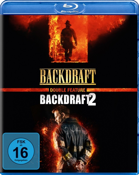Backdraft Double Feature (2 Blu-rays)