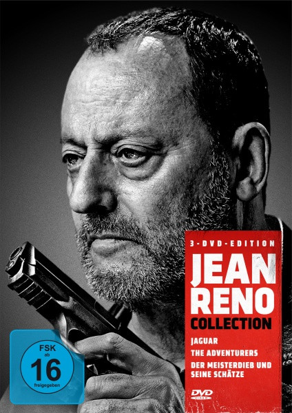 Jean-Reno-Collection (3 DVDs)