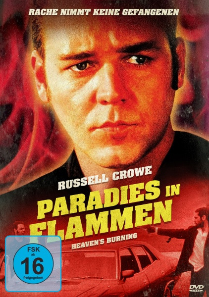 Paradies in Flammen (DVD)