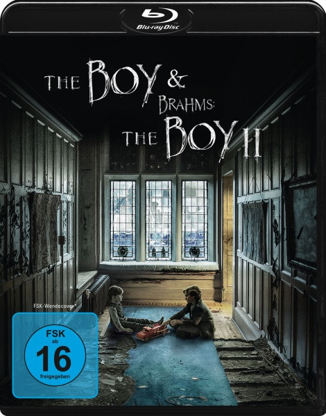 The Boy & Brahms: The Boy II (2 Blu-rays)