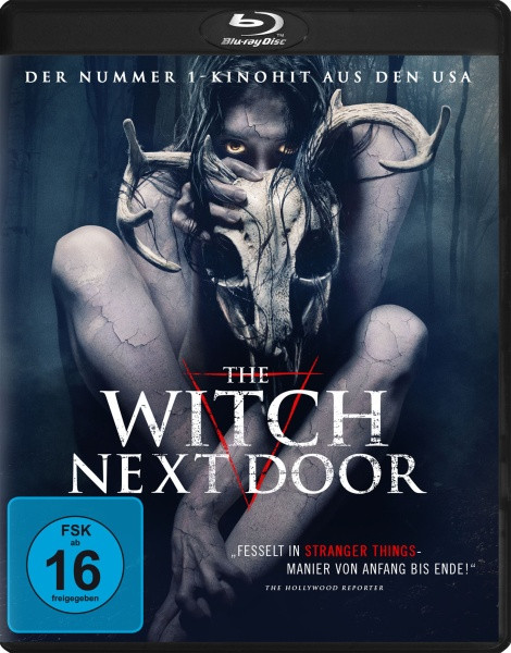 The Witch Next Door (Blu-ray)