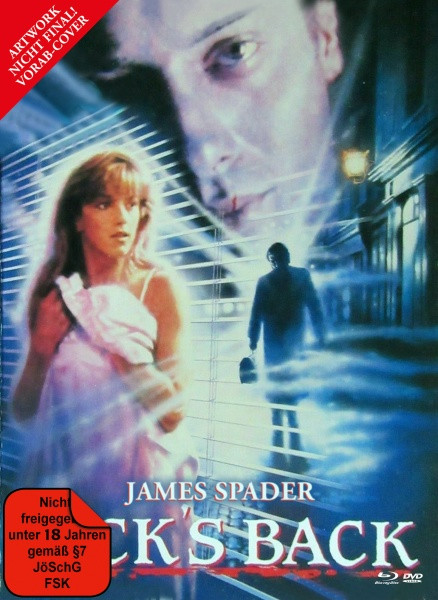 Jack´s Back - The Ripper (Mediabook B, Blu-ray+DVD)