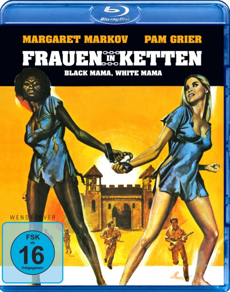 Frauen in Ketten - Black Mama, White Mama (Blu-ray)