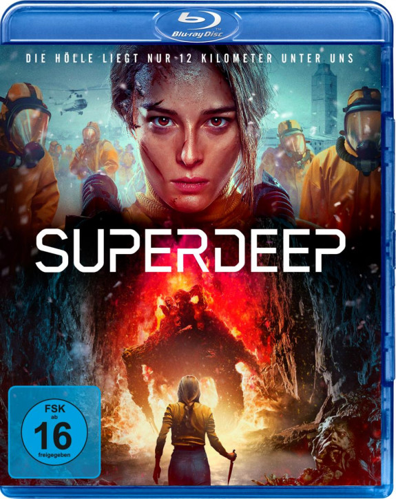 Superdeep (Blu-ray)