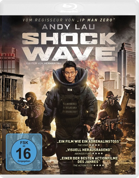Shock Wave (Blu-ray)