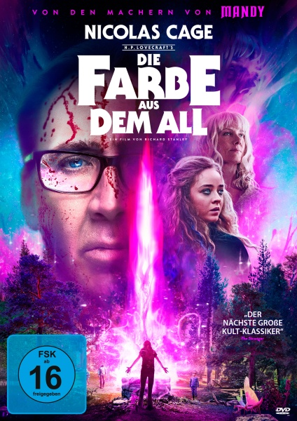 Die Farbe aus dem All - Color Out of Space (DVD)