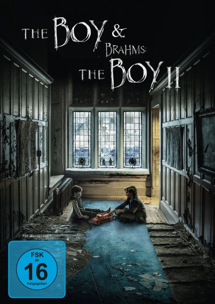 The Boy & Brahms: The Boy II (2 DVDs)