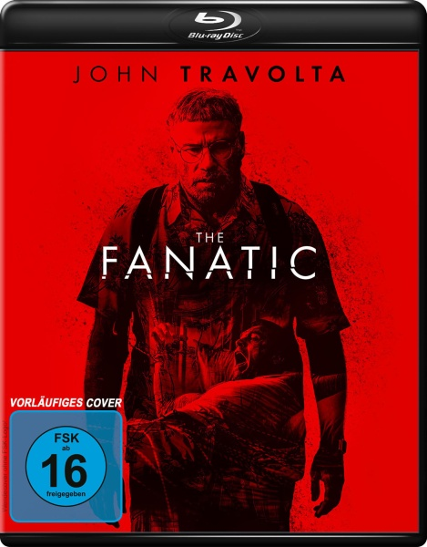 The Fanatic (Blu-ray)