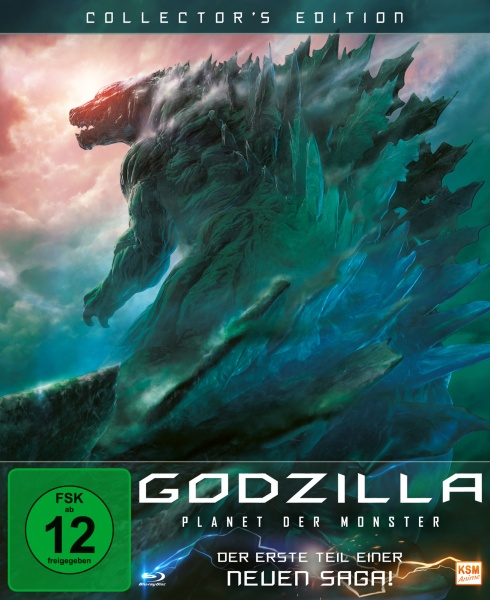 Godzilla: Planet der Monster - Collector's Edition (Blu-ray)