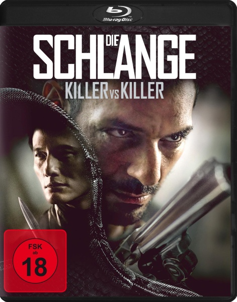 Die Schlange - Killer vs. Killer (Blu-ray)