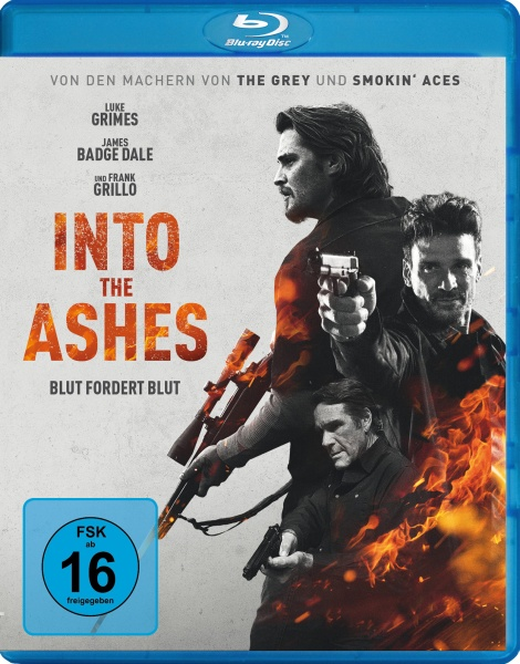 Into the Ashes (Blu-ray)
