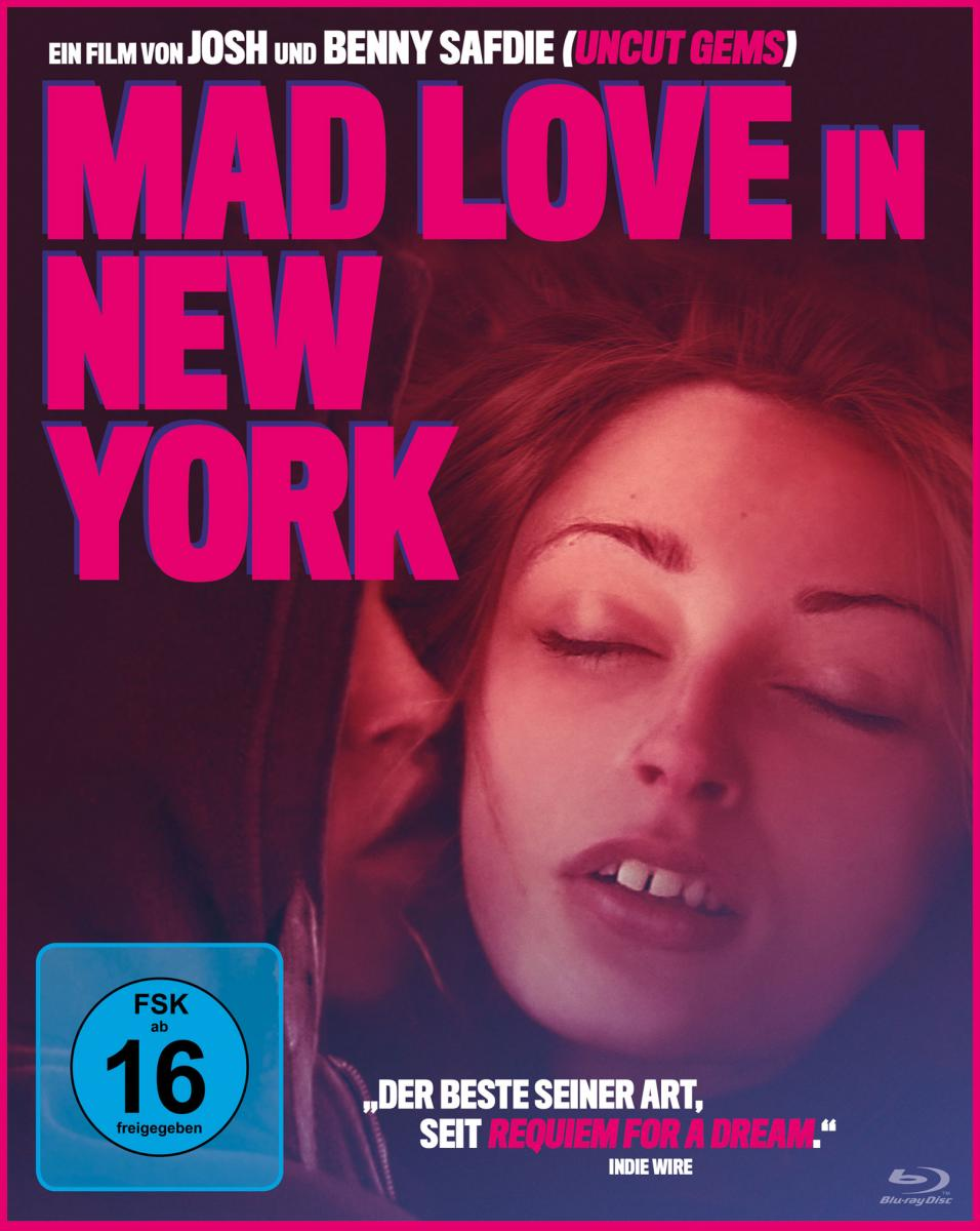 Mad Love In New York (Blu-ray)